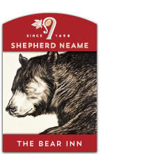 The Bear Inn Faversham Logo