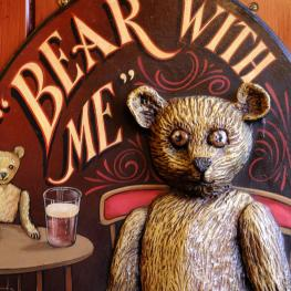 The Bear at The Bear Inn Faversham 2