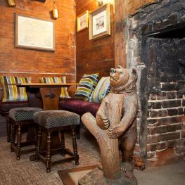 The Bear at The Bear Inn Faversham