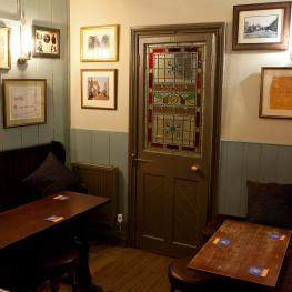 The Bear Inn Faversham Saloon Bar